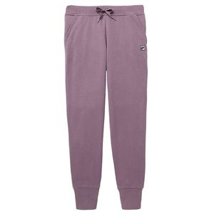 FILA Women French Terry Jogger Pant Vintage Purple
